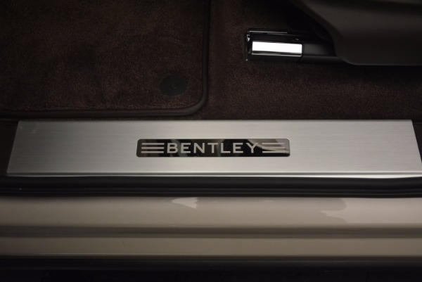 Used 2017 Bentley Bentayga for sale Sold at Rolls-Royce Motor Cars Greenwich in Greenwich CT 06830 21