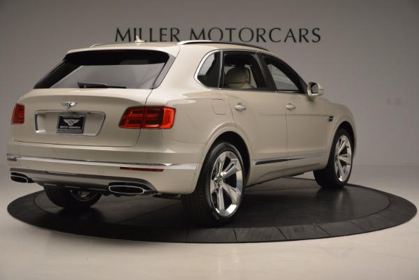 Used 2017 Bentley Bentayga for sale Sold at Rolls-Royce Motor Cars Greenwich in Greenwich CT 06830 6