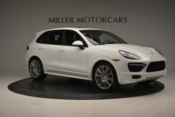 Used 2014 Porsche Cayenne GTS for sale Sold at Rolls-Royce Motor Cars Greenwich in Greenwich CT 06830 10