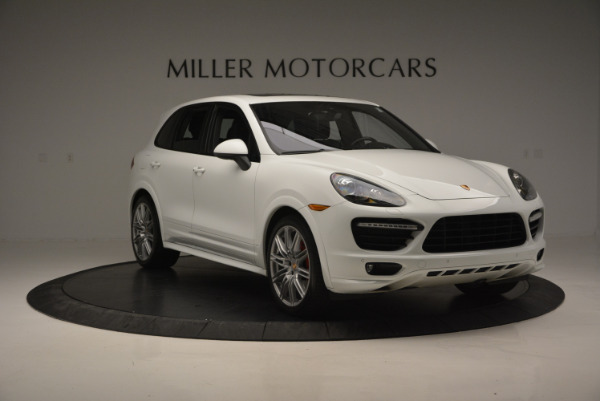Used 2014 Porsche Cayenne GTS for sale Sold at Rolls-Royce Motor Cars Greenwich in Greenwich CT 06830 11