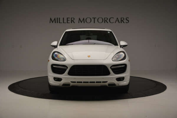 Used 2014 Porsche Cayenne GTS for sale Sold at Rolls-Royce Motor Cars Greenwich in Greenwich CT 06830 12