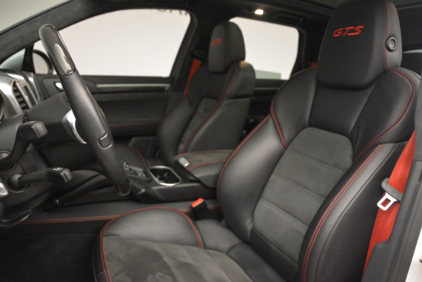 Used 2014 Porsche Cayenne GTS for sale Sold at Rolls-Royce Motor Cars Greenwich in Greenwich CT 06830 17