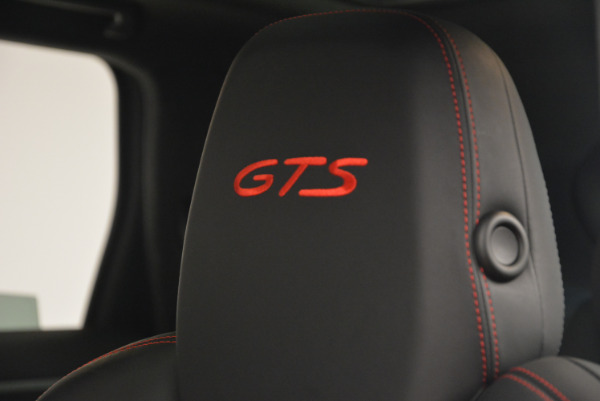 Used 2014 Porsche Cayenne GTS for sale Sold at Rolls-Royce Motor Cars Greenwich in Greenwich CT 06830 18