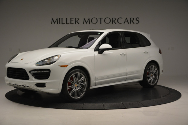 Used 2014 Porsche Cayenne GTS for sale Sold at Rolls-Royce Motor Cars Greenwich in Greenwich CT 06830 2