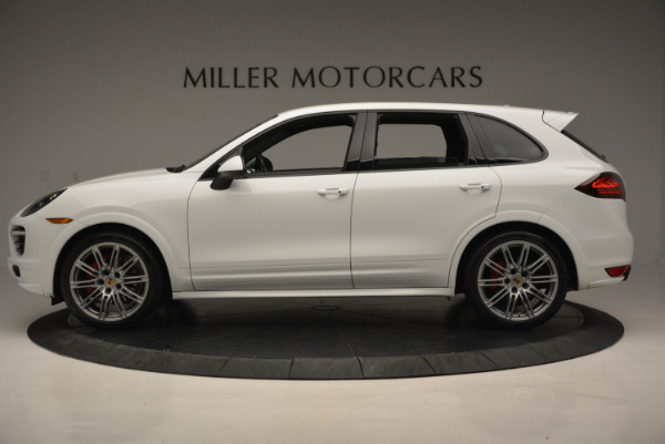 Used 2014 Porsche Cayenne GTS for sale Sold at Rolls-Royce Motor Cars Greenwich in Greenwich CT 06830 3