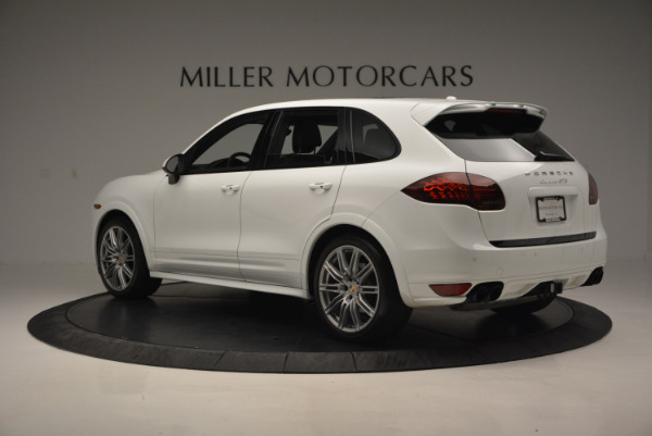 Used 2014 Porsche Cayenne GTS for sale Sold at Rolls-Royce Motor Cars Greenwich in Greenwich CT 06830 4