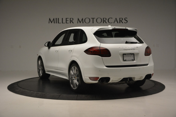 Used 2014 Porsche Cayenne GTS for sale Sold at Rolls-Royce Motor Cars Greenwich in Greenwich CT 06830 5