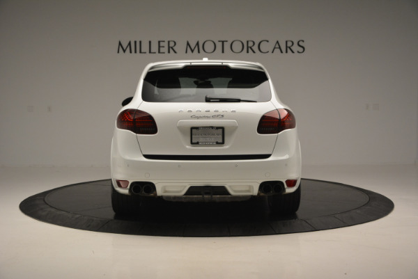 Used 2014 Porsche Cayenne GTS for sale Sold at Rolls-Royce Motor Cars Greenwich in Greenwich CT 06830 6