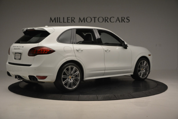 Used 2014 Porsche Cayenne GTS for sale Sold at Rolls-Royce Motor Cars Greenwich in Greenwich CT 06830 8