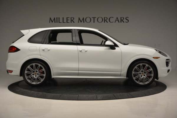 Used 2014 Porsche Cayenne GTS for sale Sold at Rolls-Royce Motor Cars Greenwich in Greenwich CT 06830 9