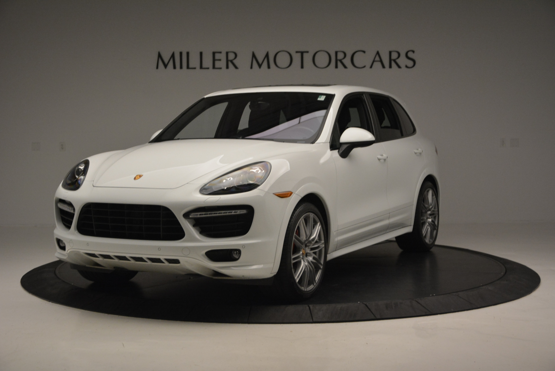 Used 2014 Porsche Cayenne GTS for sale Sold at Rolls-Royce Motor Cars Greenwich in Greenwich CT 06830 1