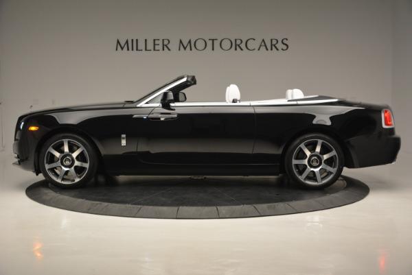 New 2017 Rolls-Royce Dawn for sale Sold at Rolls-Royce Motor Cars Greenwich in Greenwich CT 06830 4