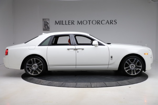 Used 2017 Rolls-Royce Ghost for sale $209,900 at Rolls-Royce Motor Cars Greenwich in Greenwich CT 06830 10