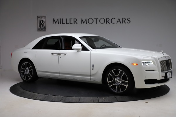 Used 2017 Rolls-Royce Ghost for sale $209,900 at Rolls-Royce Motor Cars Greenwich in Greenwich CT 06830 11