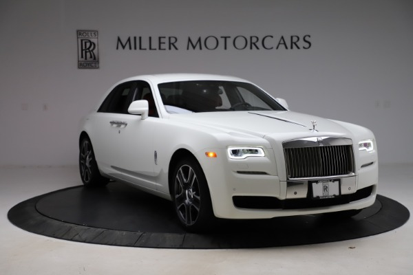 Used 2017 Rolls-Royce Ghost for sale $209,900 at Rolls-Royce Motor Cars Greenwich in Greenwich CT 06830 12