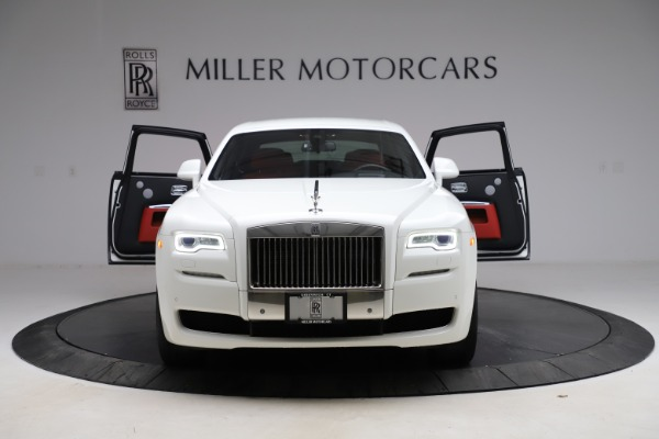 Used 2017 Rolls-Royce Ghost for sale $209,900 at Rolls-Royce Motor Cars Greenwich in Greenwich CT 06830 13