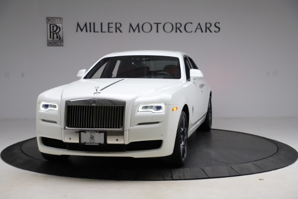 Used 2017 Rolls-Royce Ghost for sale $209,900 at Rolls-Royce Motor Cars Greenwich in Greenwich CT 06830 2