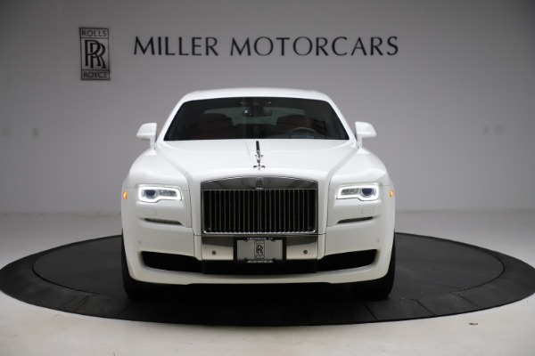 Used 2017 Rolls-Royce Ghost for sale $209,900 at Rolls-Royce Motor Cars Greenwich in Greenwich CT 06830 3