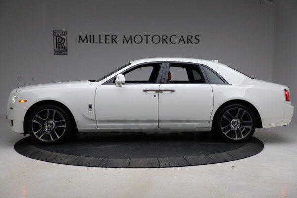 New 2017 Rolls-Royce Ghost for sale Sold at Rolls-Royce Motor Cars Greenwich in Greenwich CT 06830 4