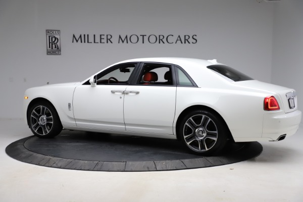 Used 2017 Rolls-Royce Ghost for sale $209,900 at Rolls-Royce Motor Cars Greenwich in Greenwich CT 06830 5