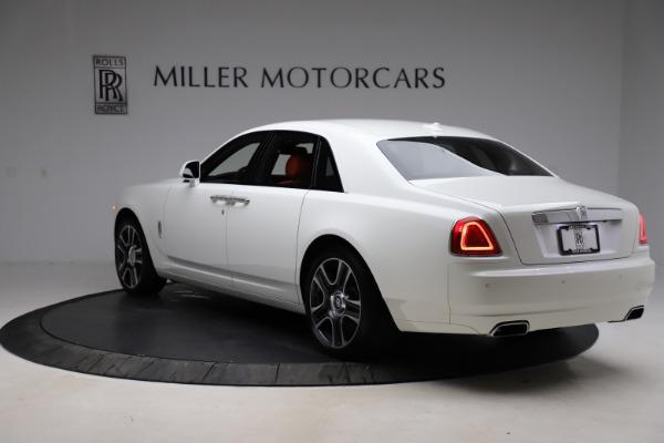Used 2017 Rolls-Royce Ghost for sale $209,900 at Rolls-Royce Motor Cars Greenwich in Greenwich CT 06830 6