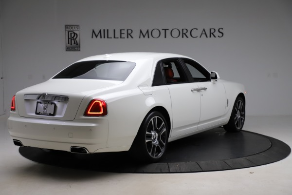 Used 2017 Rolls-Royce Ghost for sale $209,900 at Rolls-Royce Motor Cars Greenwich in Greenwich CT 06830 9