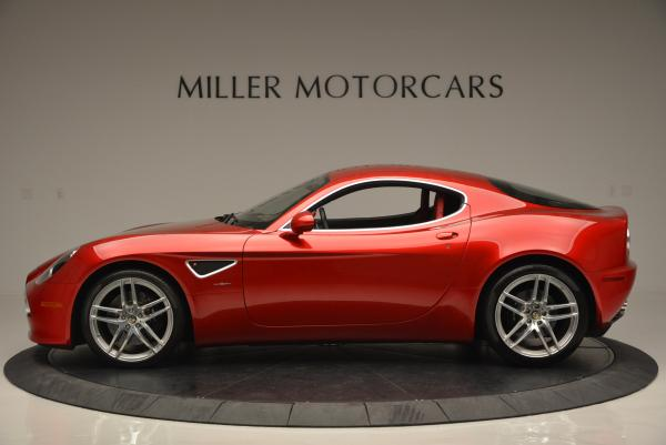 Used 2008 Alfa Romeo 8C for sale Sold at Rolls-Royce Motor Cars Greenwich in Greenwich CT 06830 3