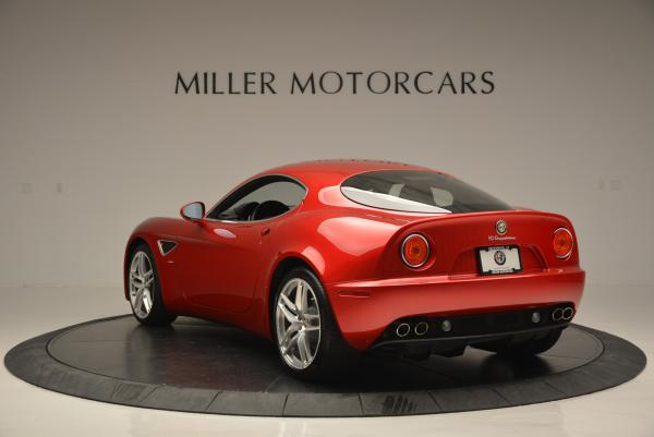 Used 2008 Alfa Romeo 8C for sale Sold at Rolls-Royce Motor Cars Greenwich in Greenwich CT 06830 5
