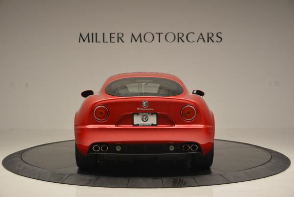 Used 2008 Alfa Romeo 8C for sale Sold at Rolls-Royce Motor Cars Greenwich in Greenwich CT 06830 6