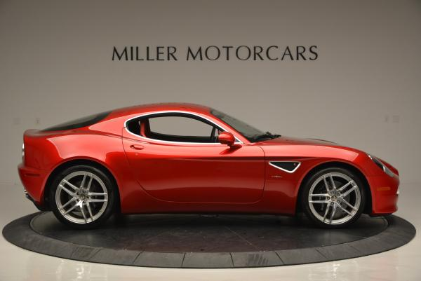 Used 2008 Alfa Romeo 8C for sale Sold at Rolls-Royce Motor Cars Greenwich in Greenwich CT 06830 9