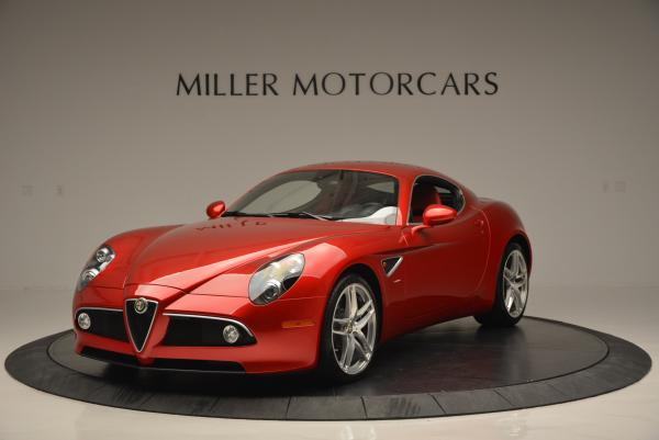 Used 2008 Alfa Romeo 8C for sale Sold at Rolls-Royce Motor Cars Greenwich in Greenwich CT 06830 1