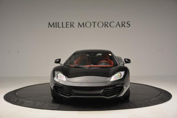 Used 2012 McLaren MP4-12C Coupe for sale Sold at Rolls-Royce Motor Cars Greenwich in Greenwich CT 06830 12