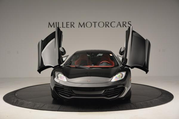 Used 2012 McLaren MP4-12C Coupe for sale Sold at Rolls-Royce Motor Cars Greenwich in Greenwich CT 06830 13