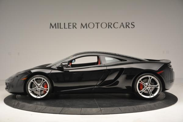 Used 2012 McLaren MP4-12C Coupe for sale Sold at Rolls-Royce Motor Cars Greenwich in Greenwich CT 06830 3