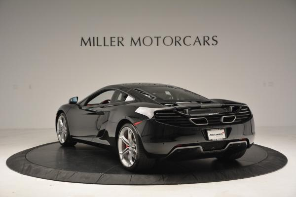 Used 2012 McLaren MP4-12C Coupe for sale Sold at Rolls-Royce Motor Cars Greenwich in Greenwich CT 06830 5