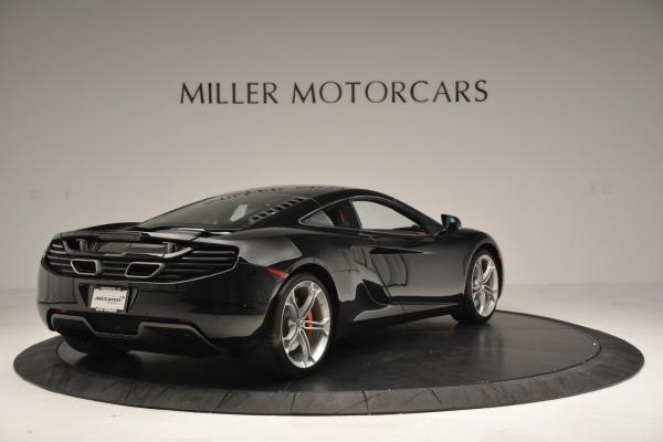 Used 2012 McLaren MP4-12C Coupe for sale Sold at Rolls-Royce Motor Cars Greenwich in Greenwich CT 06830 7