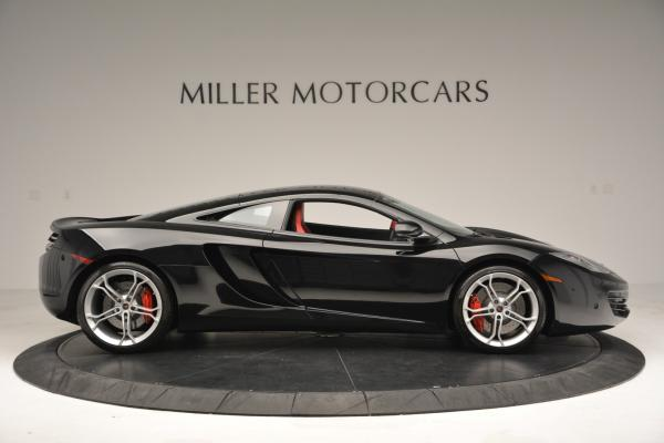 Used 2012 McLaren MP4-12C Coupe for sale Sold at Rolls-Royce Motor Cars Greenwich in Greenwich CT 06830 9