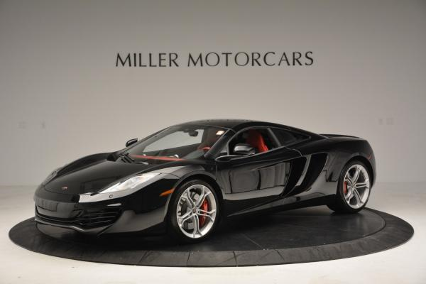Used 2012 McLaren MP4-12C Coupe for sale Sold at Rolls-Royce Motor Cars Greenwich in Greenwich CT 06830 1
