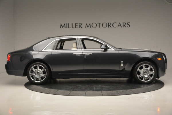 Used 2013 Rolls-Royce Ghost for sale Sold at Rolls-Royce Motor Cars Greenwich in Greenwich CT 06830 10