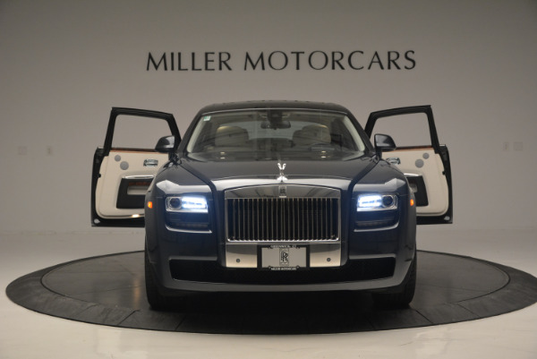 Used 2013 Rolls-Royce Ghost for sale Sold at Rolls-Royce Motor Cars Greenwich in Greenwich CT 06830 14