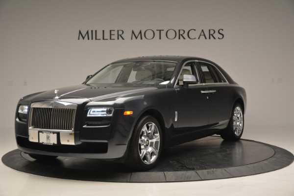 Used 2013 Rolls-Royce Ghost for sale Sold at Rolls-Royce Motor Cars Greenwich in Greenwich CT 06830 2