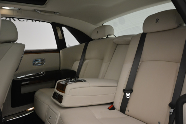 Used 2013 Rolls-Royce Ghost for sale Sold at Rolls-Royce Motor Cars Greenwich in Greenwich CT 06830 22