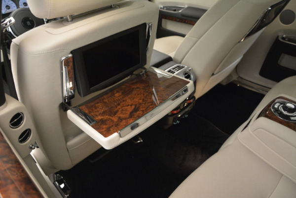 Used 2013 Rolls-Royce Ghost for sale Sold at Rolls-Royce Motor Cars Greenwich in Greenwich CT 06830 23