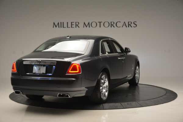 Used 2013 Rolls-Royce Ghost for sale Sold at Rolls-Royce Motor Cars Greenwich in Greenwich CT 06830 8