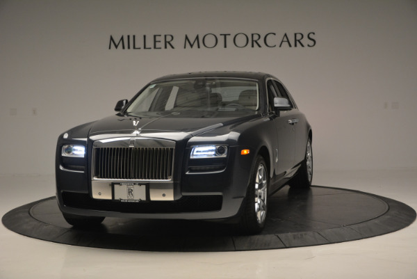 Used 2013 Rolls-Royce Ghost for sale Sold at Rolls-Royce Motor Cars Greenwich in Greenwich CT 06830 1