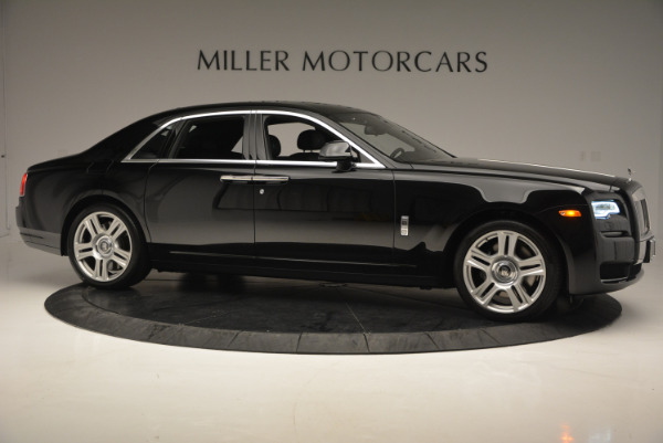 Used 2016 Rolls-Royce Ghost Series II for sale Sold at Rolls-Royce Motor Cars Greenwich in Greenwich CT 06830 10