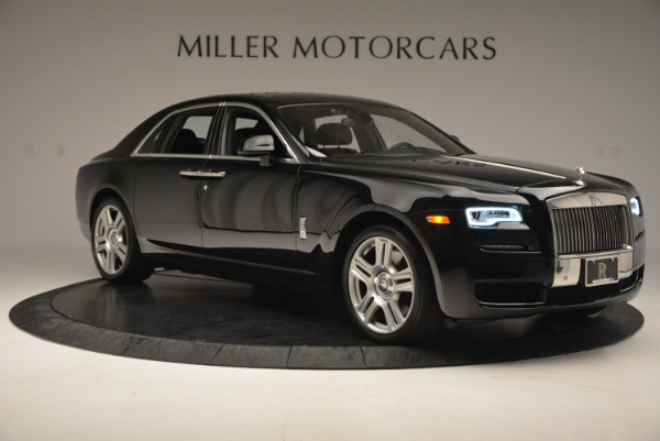 Used 2016 Rolls-Royce Ghost Series II for sale Sold at Rolls-Royce Motor Cars Greenwich in Greenwich CT 06830 11