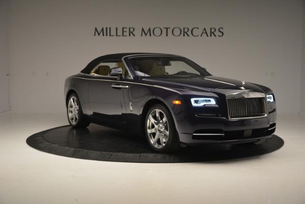 New 2016 Rolls-Royce Dawn for sale Sold at Rolls-Royce Motor Cars Greenwich in Greenwich CT 06830 25