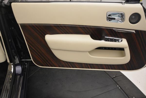 New 2016 Rolls-Royce Dawn for sale Sold at Rolls-Royce Motor Cars Greenwich in Greenwich CT 06830 28