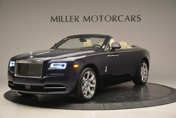 New 2016 Rolls-Royce Dawn for sale Sold at Rolls-Royce Motor Cars Greenwich in Greenwich CT 06830 3